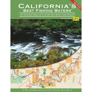 Book-California's Best Fishing Waters
