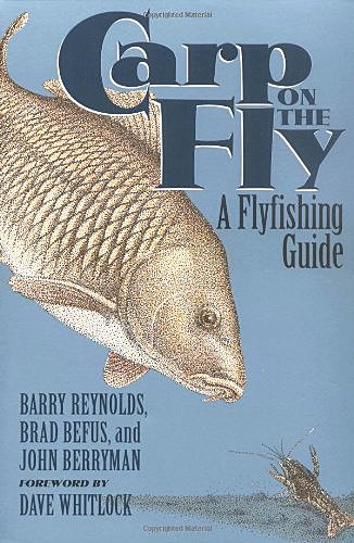 Book-Carp On a Fly-HC