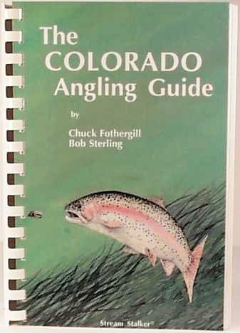 Book-Colorado Angling Guide-Fothergill