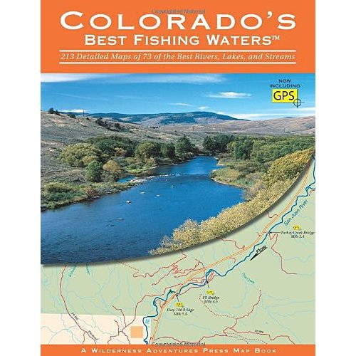 Book-Colorado's Best Fishing Waters