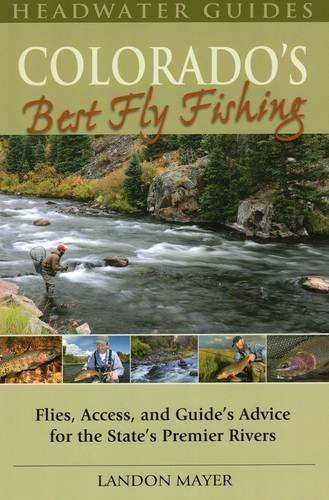 Book-Colorado's Best Fly Fishing- Mayer