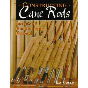Book-Constructing Cane Rods-Gould