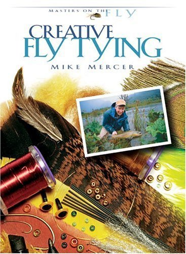 Book-Creative Fly Tying-Mercer