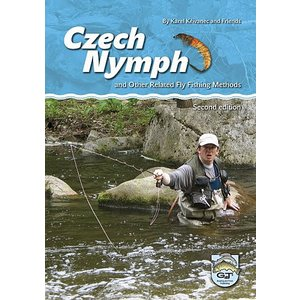 Book-Czech Nymph- Krivanec