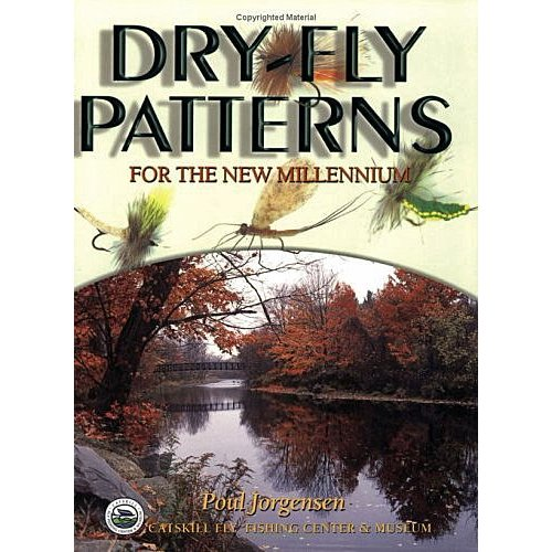 Book-Dry Fly Patterns for the New Millennium