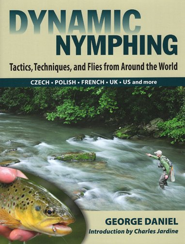 Book-Dynamic Nymphing- George McDaniel