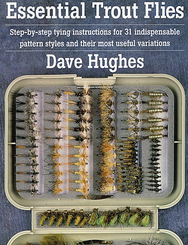 Book-Essential Trout Flies- Dave Hughes