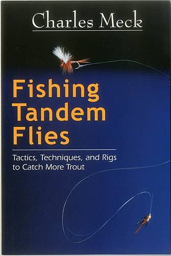 Book-Fishing Tandem Flies-Meck