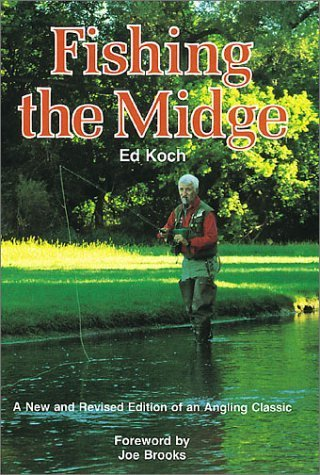 Book-Fishing the Midge- Ed Koch