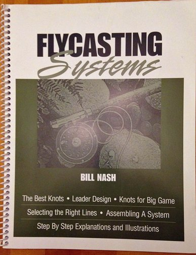 Book-Fly Casting Systems Manual- Nash