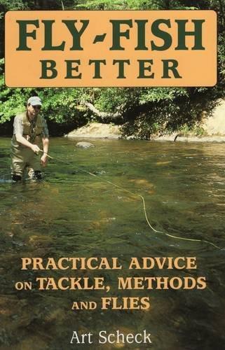 Book-Fly Fish Better- Scheck