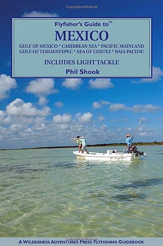Book-Fly Fisher's Guide to Mexico- Shook