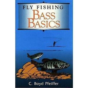 Book-Fly Fishing Bass Basics