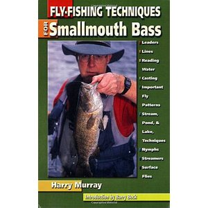 Book-Fly Fishing Techniques for Smallmouth Bass