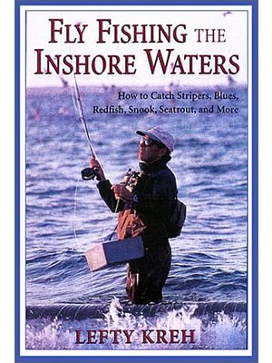 Book-Fly Fishing the Inshore Waters- Kreh