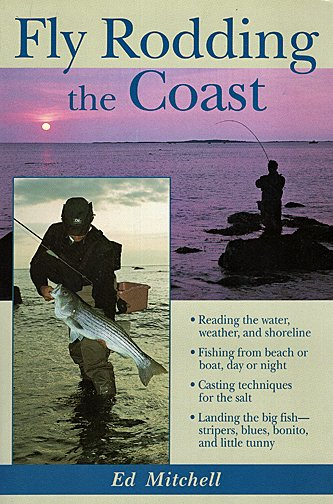 Book-Fly Rodding The Coast- Mitchell