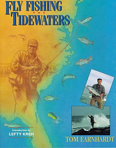 Book-Fly Fishing the Tidewaters- Earnhardt