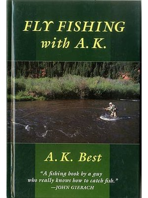 Book-Fly Fishing with A.K.- Best