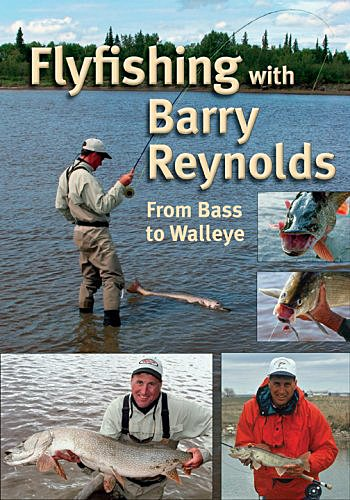 Book-Fly Fishing with Barry Reynolds
