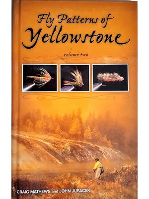 Book-Fly Patterns of Yellowstone Vol 2