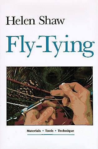 Book-Fly Tying- Shaw