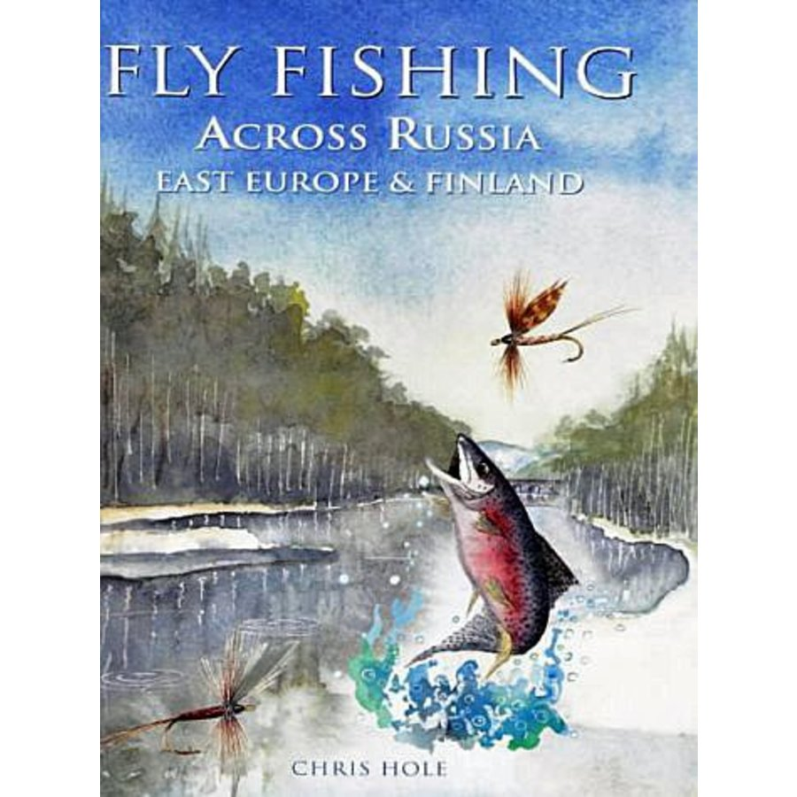 Book flyfishing across russia hc mrfc for Ruby river fishing report