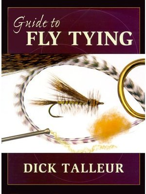 Book-Guide to Fly Tying- Talleur