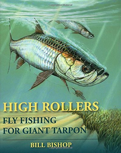 Book high rollers fly fishing for giant tarpon mrfc for Fly fishing for tarpon