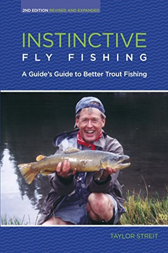 Book-Instinctive Fly Fishing- Streit