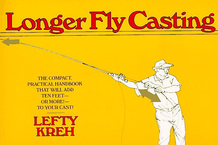 Book-Longer Fly Casting- Kreh