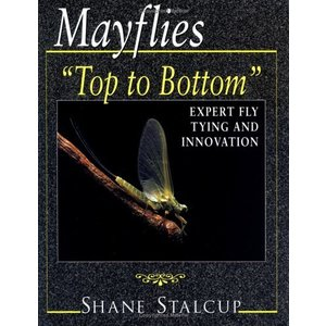 Book-Mayflies Top to Bottom- Stalcup