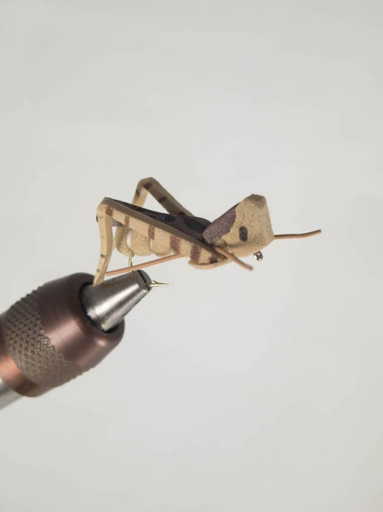 Oswald's Head- Turning Hopper-Size 8
