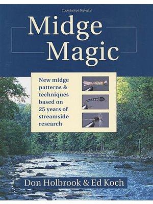Book-Midge Magic- Holbrook & Koch