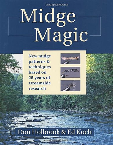 Book-Midge Magic- Holbrook & Koch