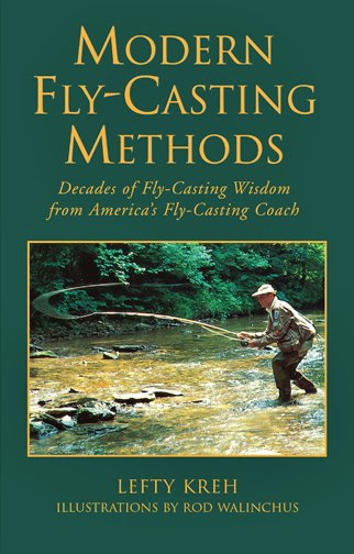 Book-Modern Fly Casting Methods- Kreh