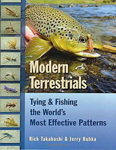 Book-Modern Terrestrials- Takahashi & Hubka