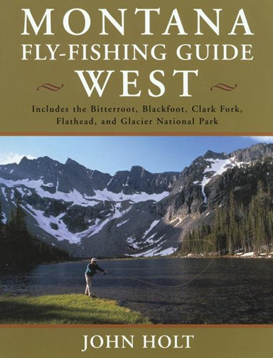 Book-Montana FlyFishing Guide-West