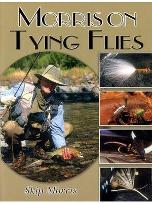 Book-Morris on Tying Flies- Skip Morris