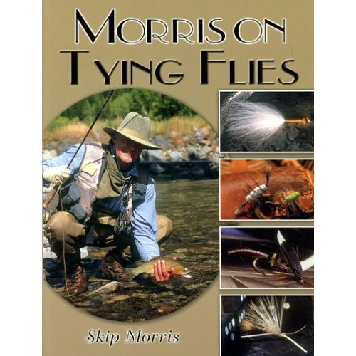 Book-Morris on Tying Flies- Skip Morris