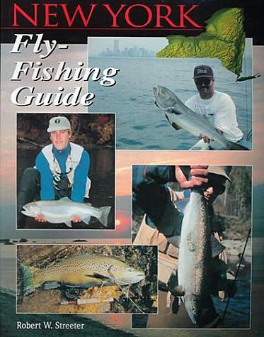 Book-New York Flyfishing Guide- Streeter