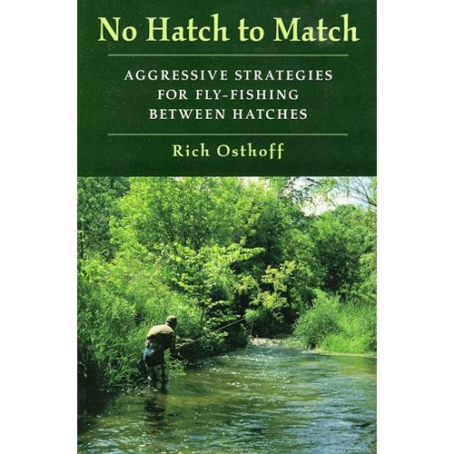 Book-No Hatch to Match- Osthoff