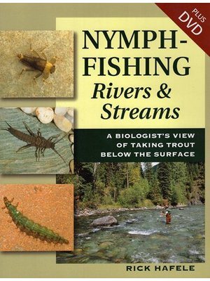 Book-Nymph Fishing Rivers and Streams- Hafale
