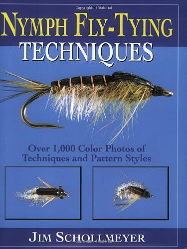 Book-Nymph FlyTying Techniques- Schollmeyer
