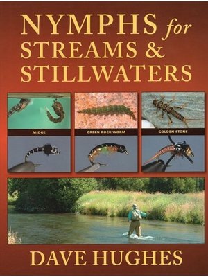 Book-Nymphs For Streams and Stillwaters