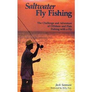 Book-SaltWater Flyfishing- Samson