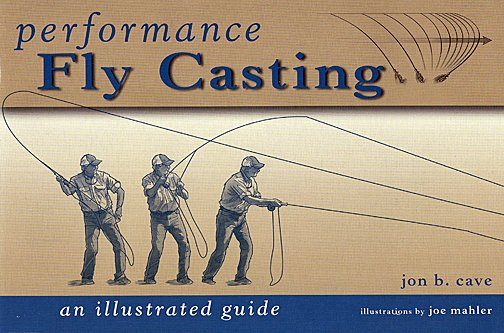 Book-Performance Fly Casting- Cave