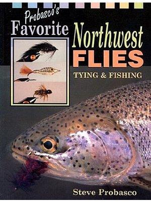 Book-Probasco's Favorite Northwest Flies- HC