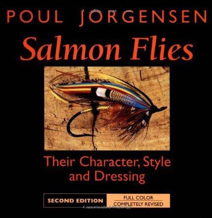Book-Salmon Flies 2nd Edition- Poul Jorgenson
