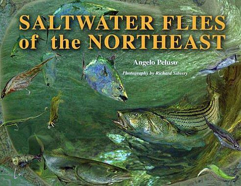 Book-Saltwater Flies of the Northeast- Peluso