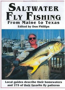 Book-Saltwater Fly Fishing From Maine to Texas